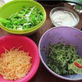 Ljute enchilade od 5 vrsti brašna punjene svinjetinom i povrćem 3