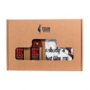 Brutalero poklon paket - VolimLjuto.com