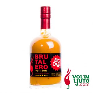 brutalero yellow big one 500ml