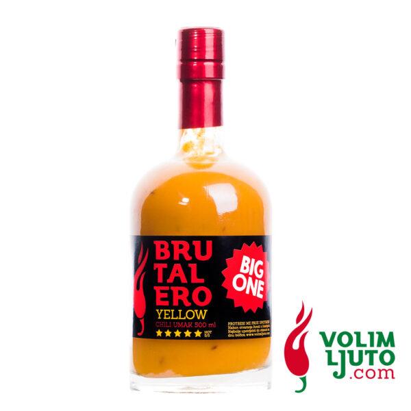 brutalero yellow big one 500ml