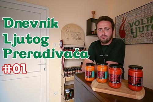 Dnevnik Ljutog Prerađivača - VolimLjuto.com