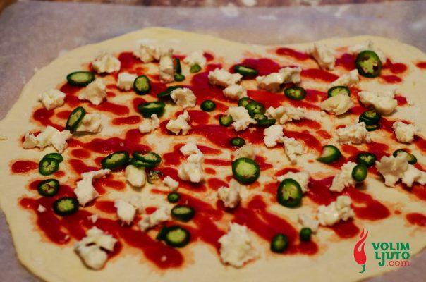 Pizza iz vlastite pećnice 14