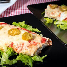 Enchiladas Rojas - Kaktus - VolimLjuto.com