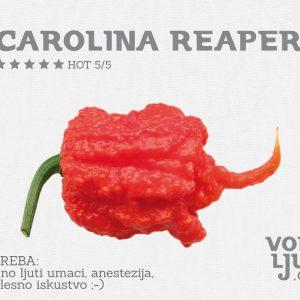 Carolina Reaper - iLikeItHot.eu