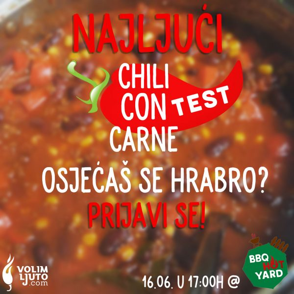 Chili con carne - VolimLjuto.com