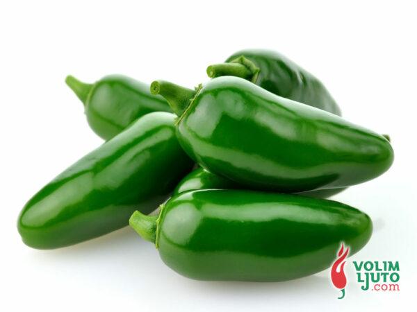 Jalapeno - svježe papričice 4