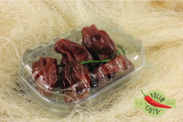 Habanero Chocolate - svježe chili papričice 6
