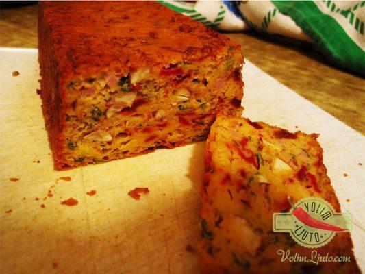 Kruh s ljutim papričicama 2