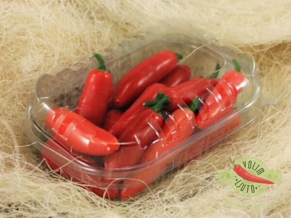 Serrano - svježe chili papričice 7