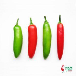 Serrano - svježe chili papričice 12