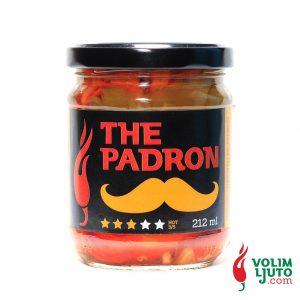 The Padron chili papričice u ulju 212ml 5