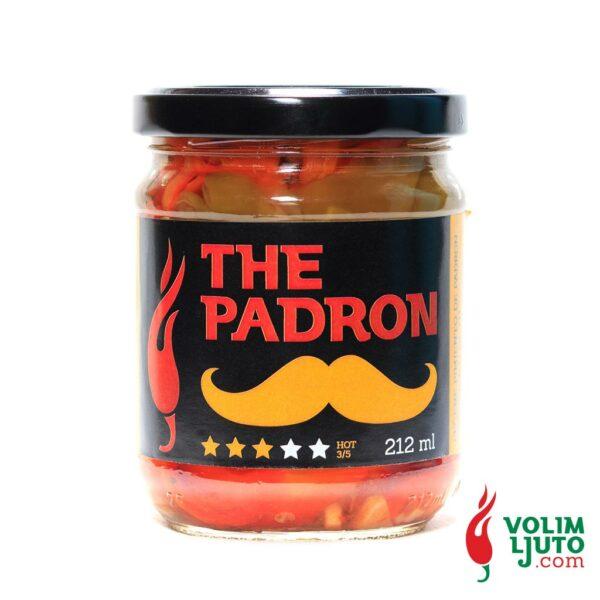 The Padron chili papričice u ulju 212ml 4