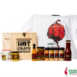 Grill & BBQ Hot Crate - VolimLjuto.com
