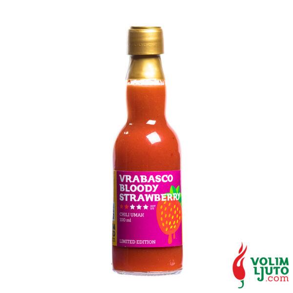 Vrabasco Bloody Strawberry - VolimLjuto.com