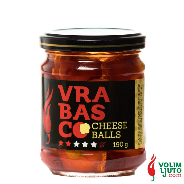 Vrabasco Cheese Balls - VolimLjuto.com