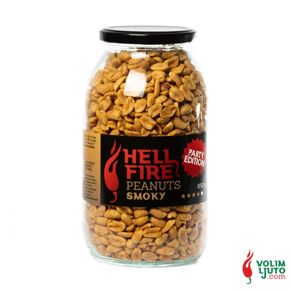 Hellfire Peanuts Smoky party edition - VolimLjuto.com