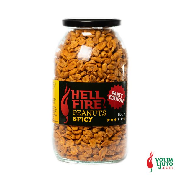Hellfire Peanuts Spicy party edition - VolimLjuto.com