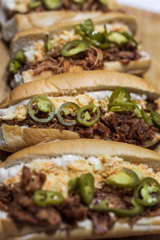 Real BBQ Pulled Pork Sandwich - VolimLjuto.com