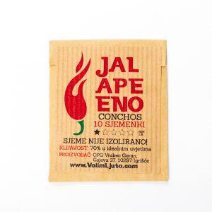 Jalapeno Conchos sjemenke - VolimLjuto.com