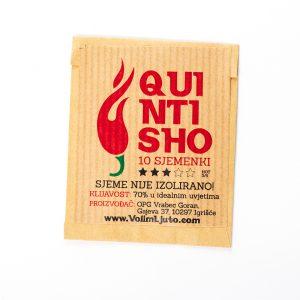 Quintisho Sjemenke - VolimLjuto.com