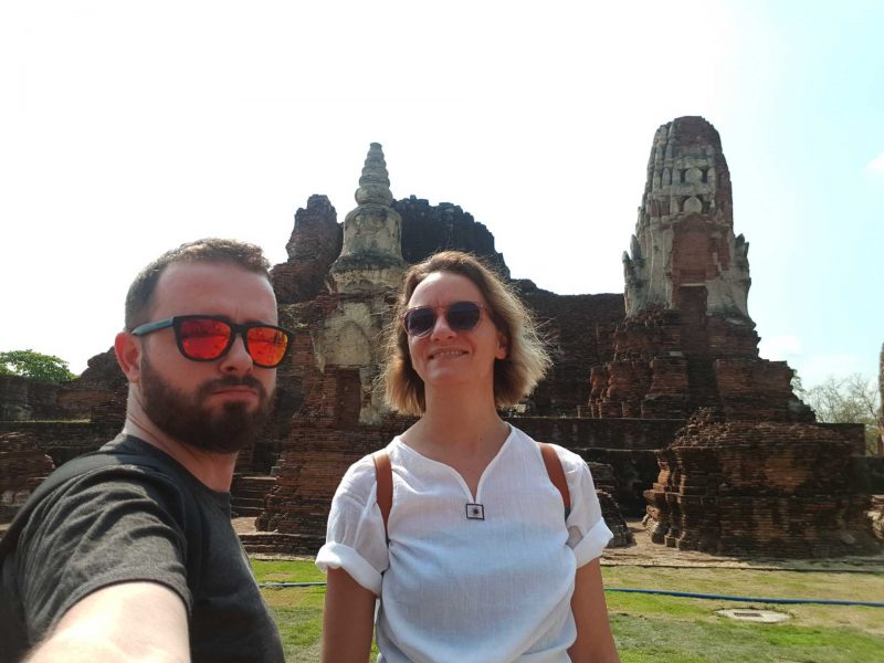 Hot in Thailand ljuti vlog (day 2 - jedemo insekte) 10