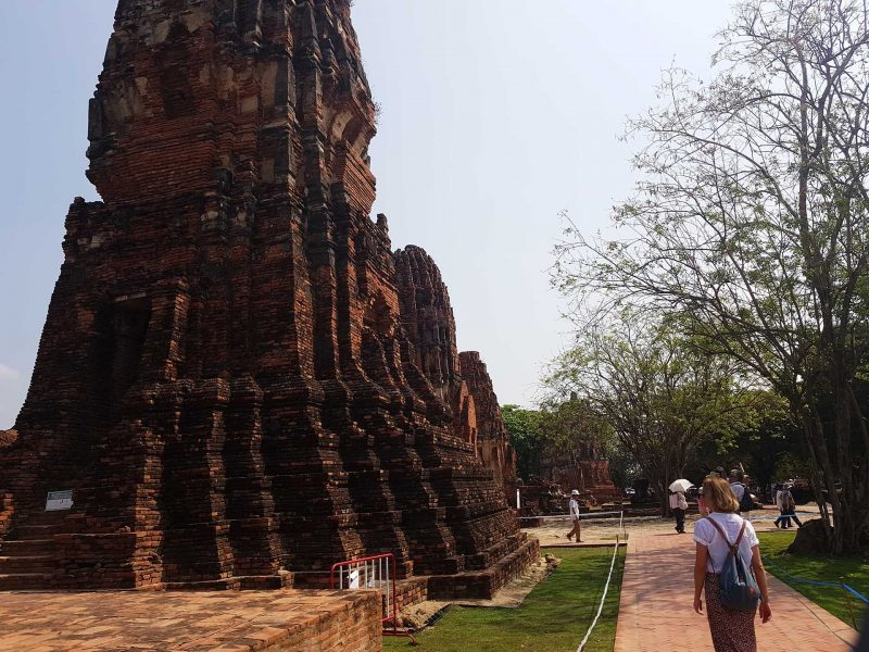 Hot in Thailand ljuti vlog (day 3 - Durian i Aligator) 9
