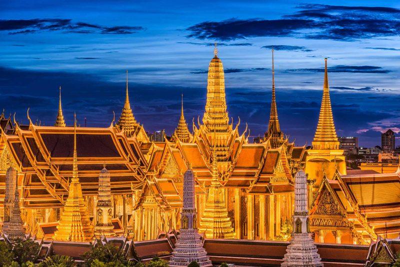 Hot in Thailand - ljuti vlog (day 1 - Bangkok) 1