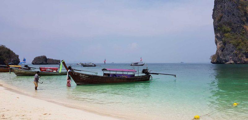 Hot in Thailand ljuti vlog (day 11 - Phuket: plaže i otoci) 1