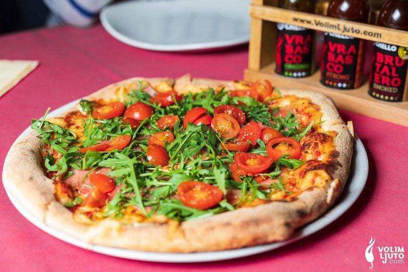 Pizzeria Chello - VolimLjuto.com