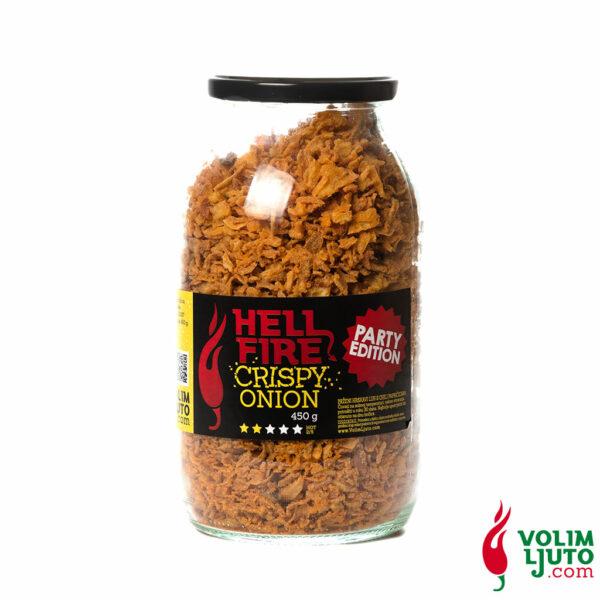 Hellfire crispy onion party edition - VolimLjuto.com