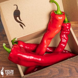 Fatalii Red - svježe papričice