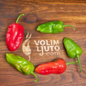 Volim Ljuto - Ljuti umaci, chili papričice, sjemenke chili papričica 13