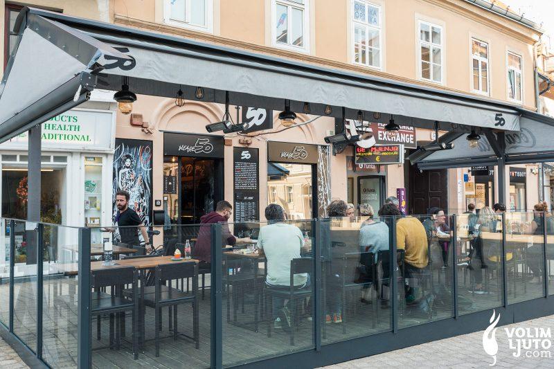 Najbolji burgeri u Zagrebu - Top 29 lokacija i dostava burgera 9
