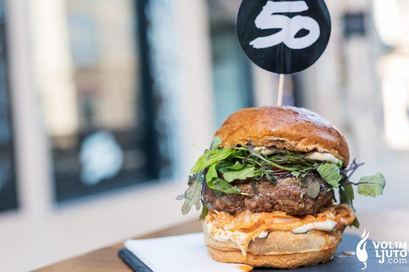 Najbolji burgeri u Zagrebu - Top 29 lokacija i dostava burgera 6