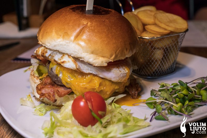 Najbolji burgeri u Zagrebu - Top 29 lokacija i dostava burgera 33