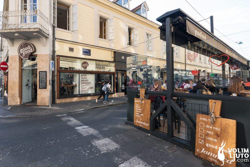 Najbolji burgeri u Zagrebu - Top 29 lokacija i dostava burgera 109
