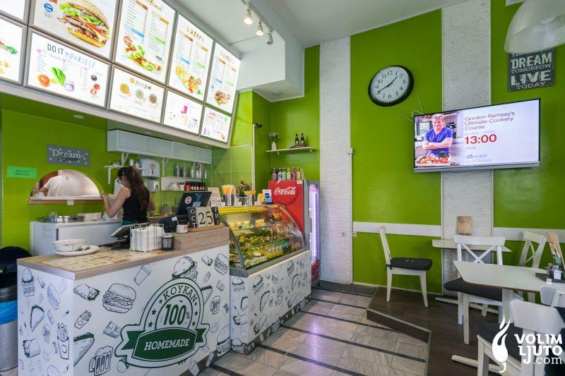 Najbolji burgeri u Zagrebu - Top 29 lokacija i dostava burgera 140