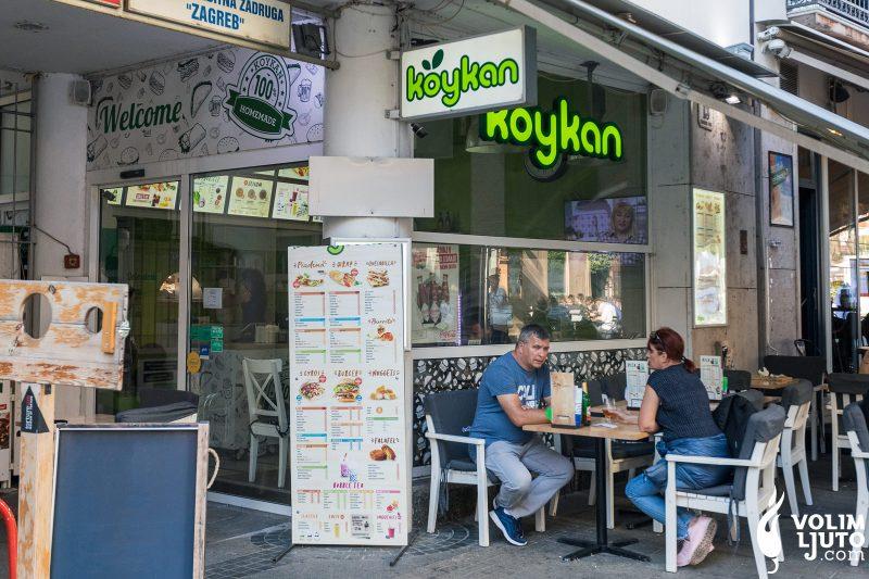 Najbolji burgeri u Zagrebu - Top 29 lokacija i dostava burgera 141