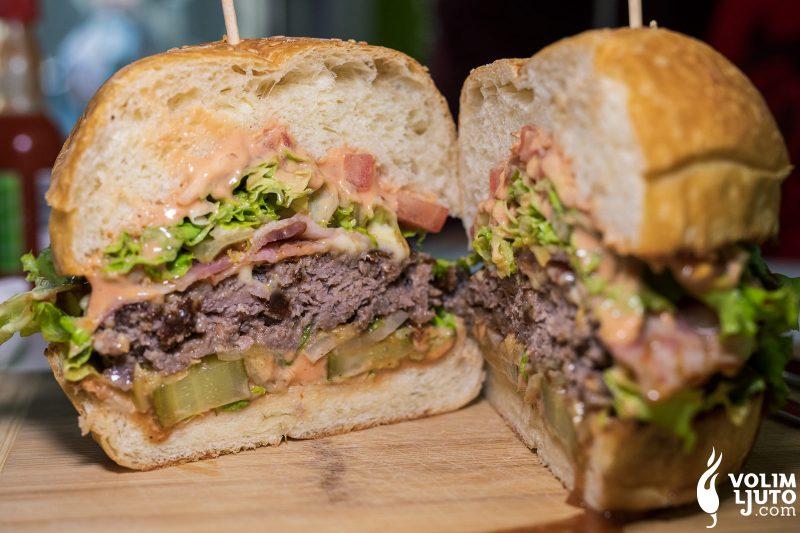 Najbolji burgeri u Zagrebu - Top 29 lokacija i dostava burgera 139