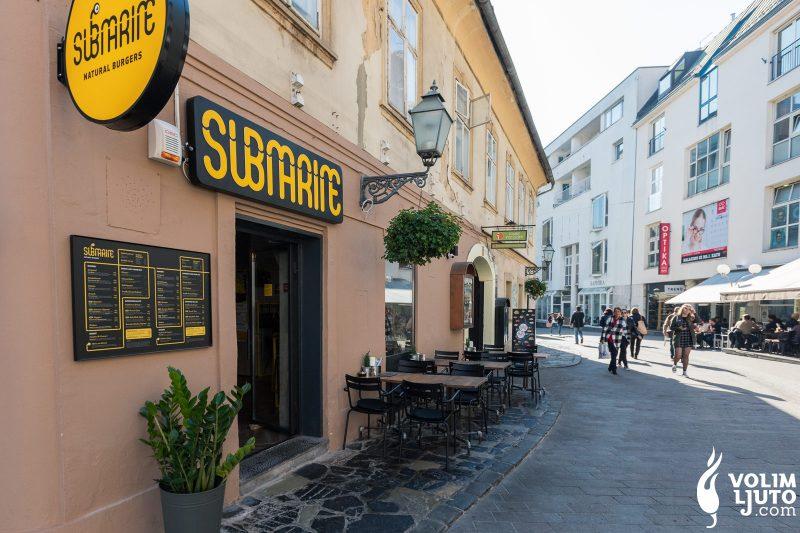 Najbolji burgeri u Zagrebu - Top 29 lokacija i dostava burgera 239