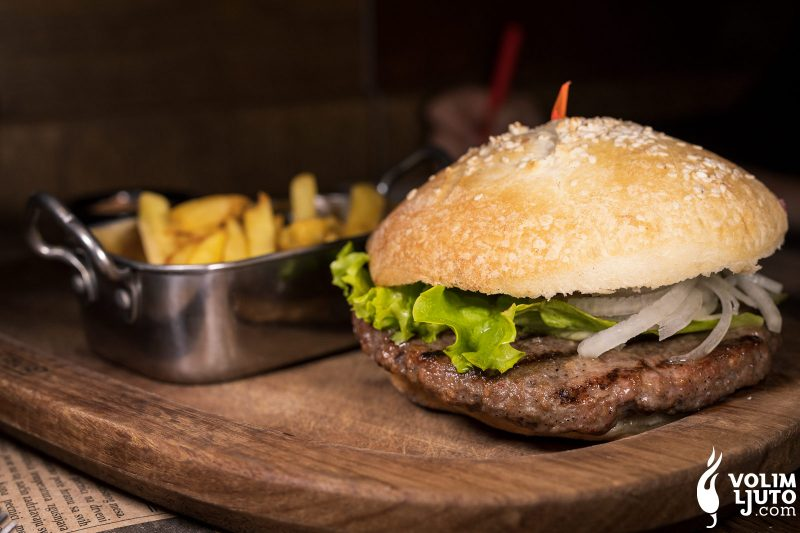 Najbolji burgeri u Zagrebu - Top 29 lokacija i dostava burgera 254