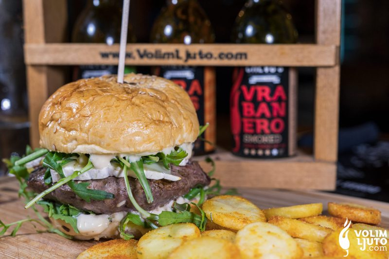 Najbolji burgeri u Zagrebu - Top 29 lokacija i dostava burgera 70