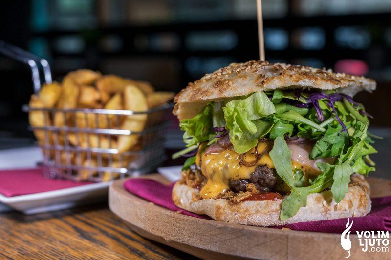 Najbolji burgeri u Zagrebu - Top 29 lokacija i dostava burgera 123