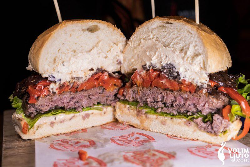 Najbolji burgeri u Zagrebu - Top 29 lokacija i dostava burgera 166