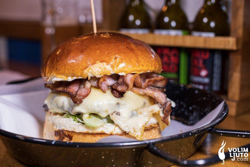 Najbolji burgeri u Zagrebu - Top 29 lokacija i dostava burgera 52