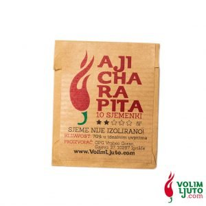 Aji Charapita - Sjemenke chili papričica 3