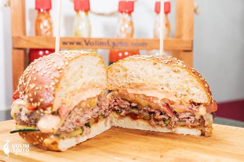 Najbolji burgeri u Zagrebu - Top 29 lokacija i dostava burgera 148