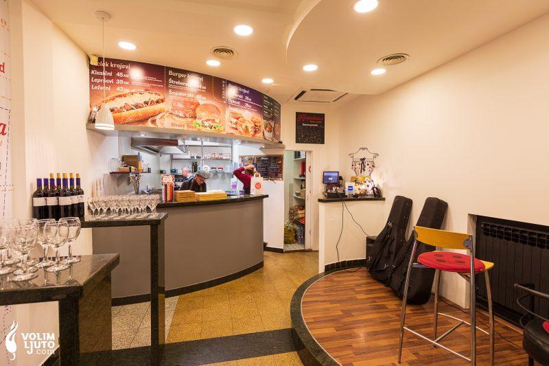 Najbolji burgeri u Zagrebu - Top 29 lokacija i dostava burgera 149