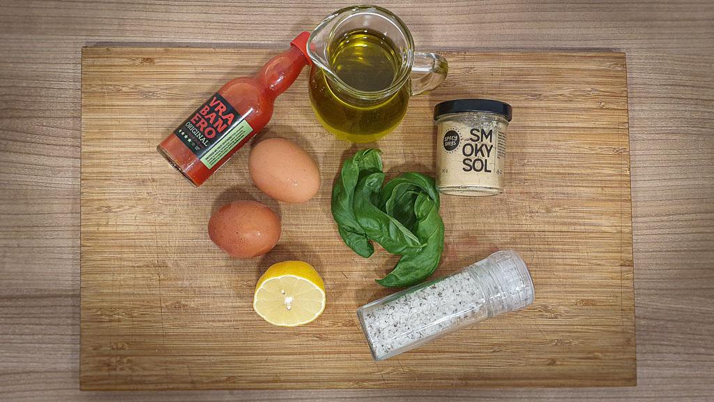 Domaća chili majoneza - Italian style 1