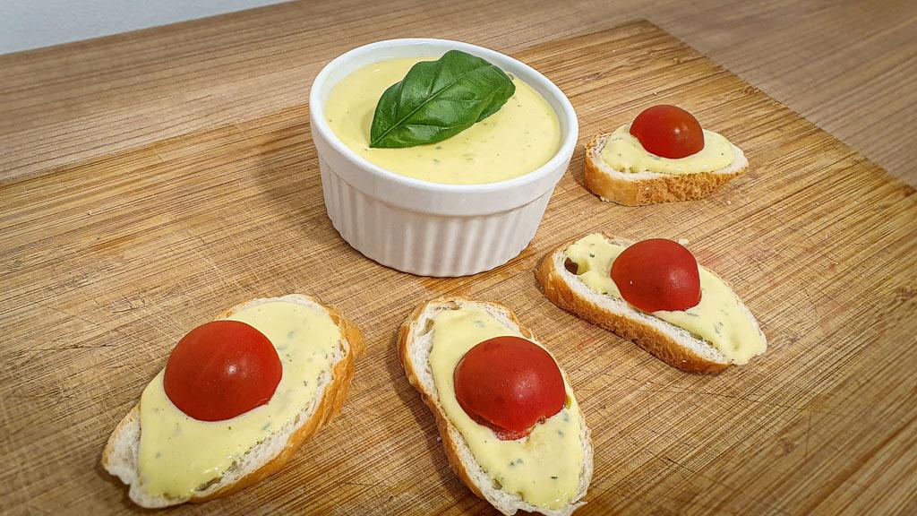Domaća chili majoneza - Italian style 4
